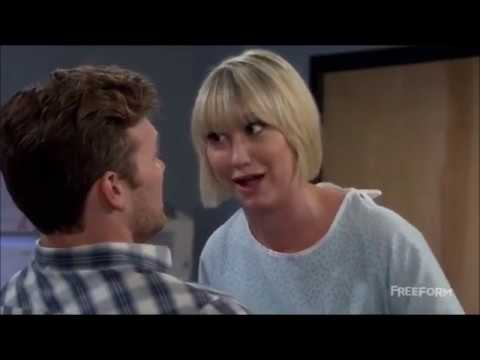Baby Daddy - Riley rages on Danny