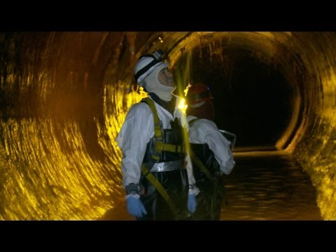 Crumbling Pipes and Underground Waste: A Glimpse at Our Nation's Ailing Sewer System