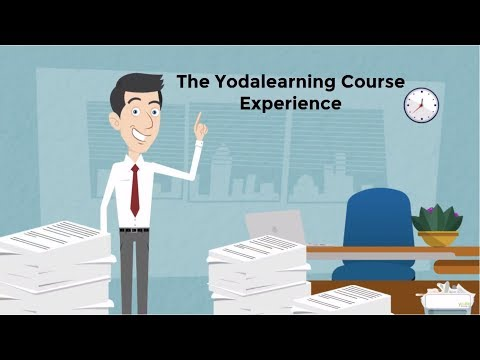 Yoda Learning Course Experience | Behind the Scene