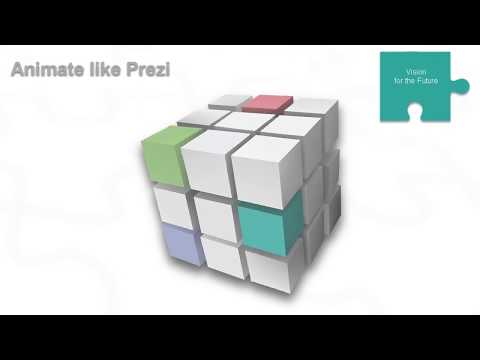 PowerPoint 2016 - Prezi Style Presentation