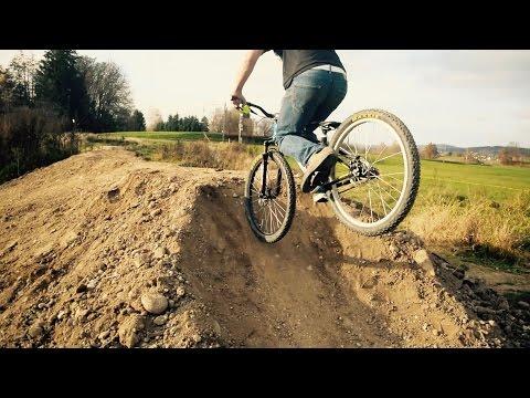 Dirt Jump - Home Park