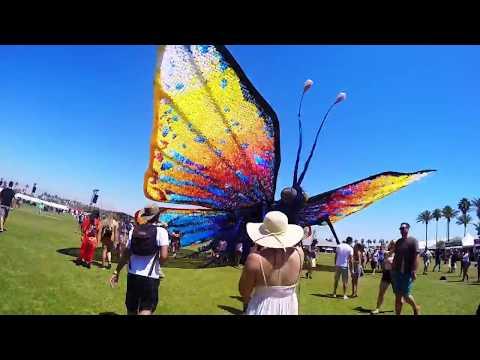 My Coachella // 2014 - 2017 (Shorter Version)