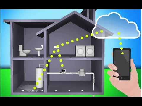 How the LeakSmart System Detects Water Leaks and Shuts Off the Water Before Damage Can Occur