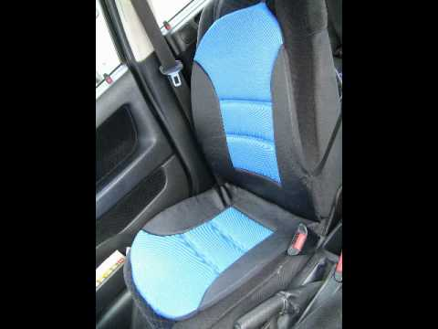 A look at the Vienna Car Seat Cushion from MicksGarage