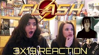 "THE FLASH 3X19 ""THE ONCE AND FUTURE FLASH"" REACTION"