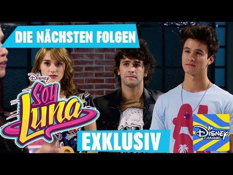 SOY LUNA - Diese Folgen seht ihr bald in der App! | Disney Channel