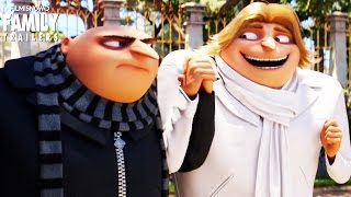 Despicable Me 3 | Gru meets his twin Dru in funny new trailer