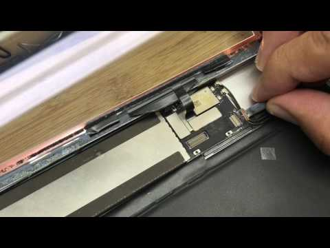 How to fix home button connector on iPad Air (no soldering needed)