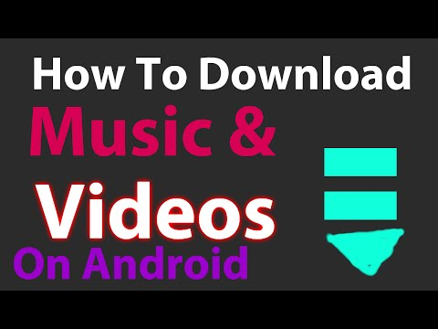 How to download Videos & Music on Android / Amazon