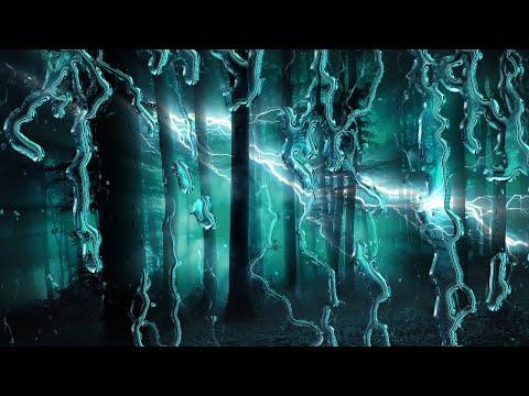 Light Rain & Thunder Sounds for Sleeping or Studying | White Noise Thunderstorm 10 Hours