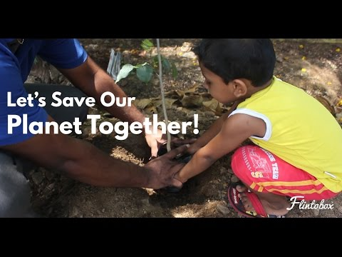 How to save our earth - Learn from our kids