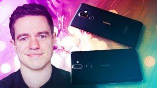 Battle of the Nokias: Nokia 7 Plus vs Nokia 8 Sirocco