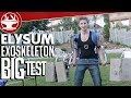 Make It Real Elysium Exoskeleton The Big Test 170lb Barbell