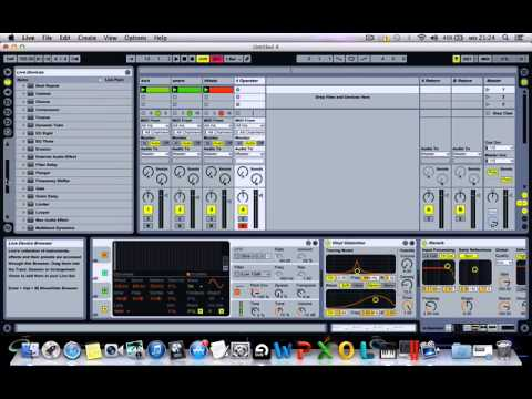 how to make trap in ableton