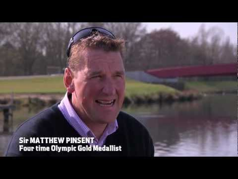 SIR MATTHEW PINSENT: ROWING UMPIRE