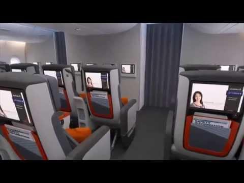 Unveiling the New Premium Economy Class | Singapore Airlines