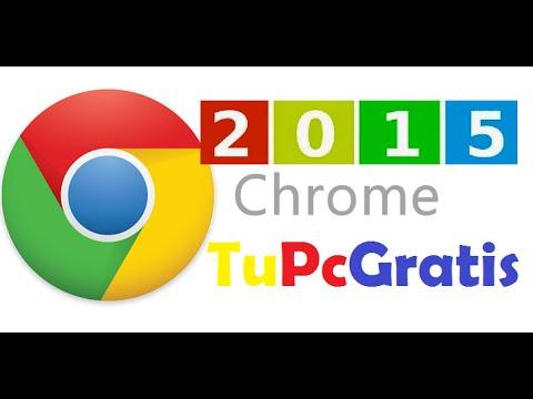 Descargar Instalar Google Chrome Windows 8 7 Vista XP 2015 instalador Offline