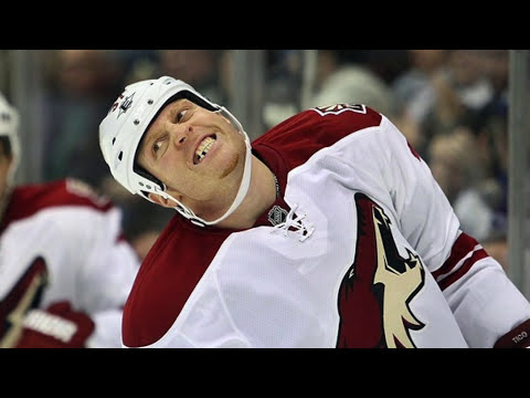Top 5 Greatest Fights of All Time (Stanley Cup Playoffs) | NHL