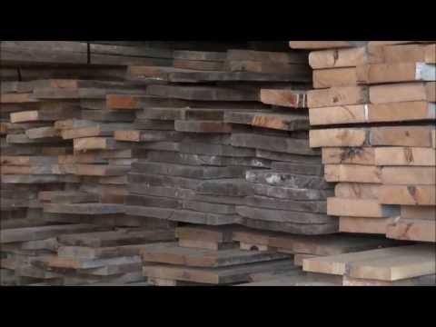 Mennonite Built Reclaimed Wood Furniture in Ontario Homes