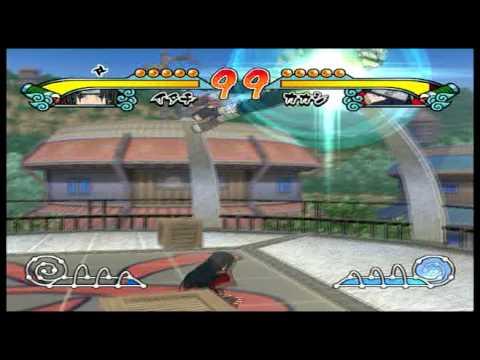 Naruto Shippuden Gekitou Ninja Taisen EX 3 Dolphin Emulador WII - GeForce 6200