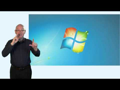 NGT Lite – Windows answering a call, BSL (4 of 4)