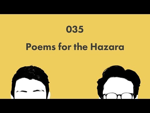 Poems for the Hazara: Wikicast 035