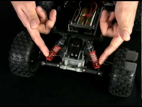 RC Suspension 101 pt. 1: Intro to shocks & springs