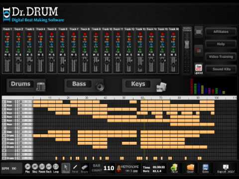 Dubstep Beat Maker vs Dr.Drum Beat Maker | Best Beat Making Software