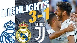 Real Madrid vs Juventus 3-1 HIGHLIGHTS 2018