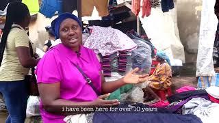 Lagos Fashion Week: ASWANI MARKET - Mrs Chioma Okoye