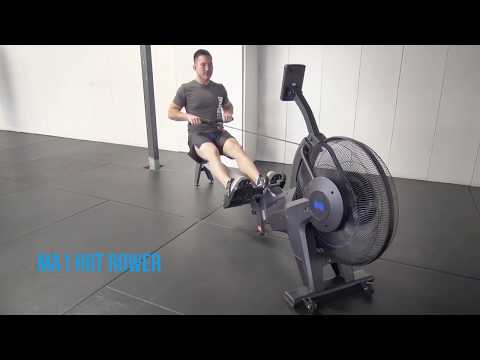 MA1 Air & Magnetic Rower
