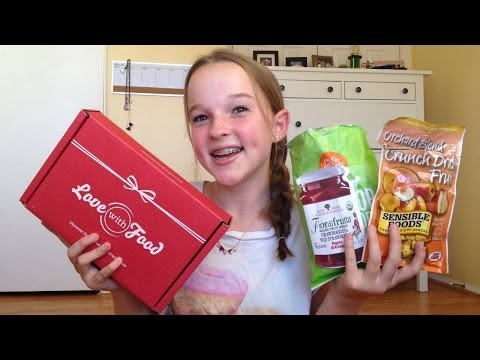 Love with Food April Unboxing! + GET A FREE BOX!