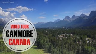 Canmore Rocky Mountain Video Tour