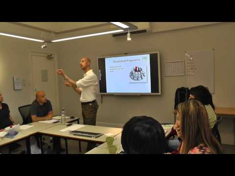 Voice and Accent Training - Sample lesson, The London School of English