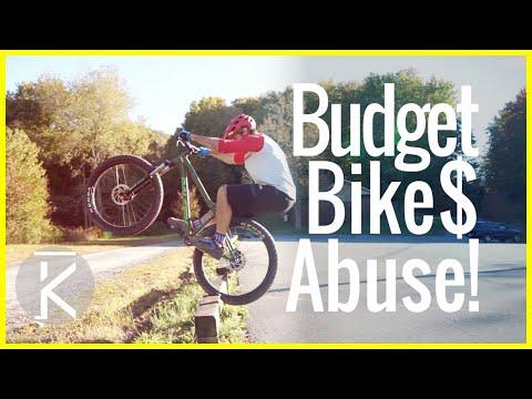 Raleigh Tokul 3 Torture Test at Highland Mountain Bike Park