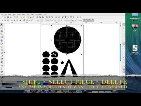 How To Use Silhouette Studio Files In Cricut Design Space