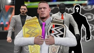 WWE 2K17 Story - John Cena Re-Forms Corporate Cenation - Ep.60