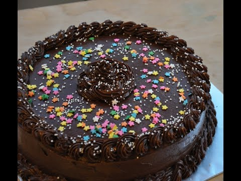 How to Make Chocolate Cake at Home || Amazing Chocolate Cake Recipe || Tasty and Easy