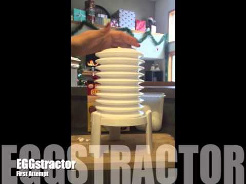 EGGstractor Review - As Seen On TV