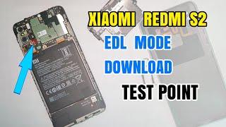 How To EDL Mode Redmi Y2 | Redmi S2 EDL Mode | Mi Y2 Test Point