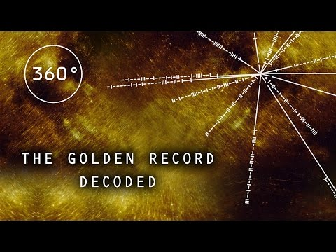 The Golden Record Decoded (360 Video)