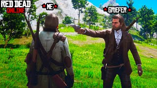 I Joined a Random Red Dead Online Lobby.... This Happened...