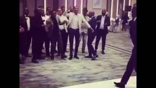 Black Coffee S Wedding Dances For Wife