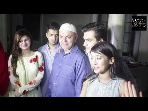 Iftar Party At Yeh Rishta Kye Kehlata Hai Set | STAR PLUS