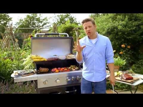 Jamie Oliver on preventing burnt BBQ food