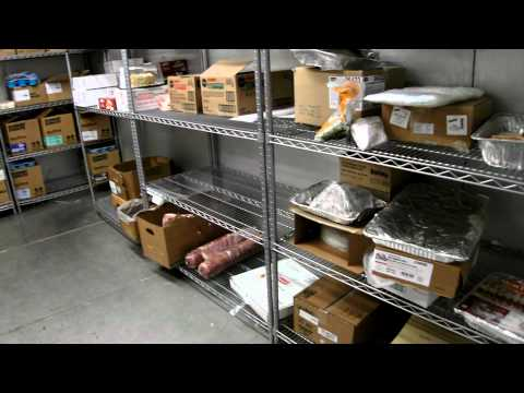 Restaurant Walk In Cooler and freezer Samsung TL350 SW2000 HD