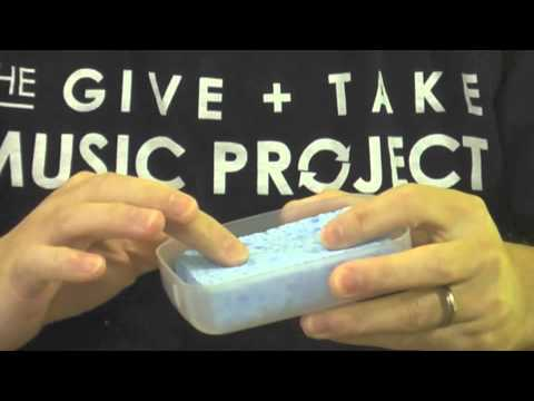 DIY Guitar Case Humidifier (Humidity & Your Guitar Part 2 of 2)