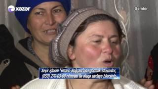 Ənənə Boğçası Şəmkir 23 01 2017