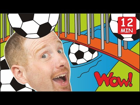 Counting Numbers for Kids | Bedtime Stories from Steve and Maggie | Speaking Wow English TV | ESL