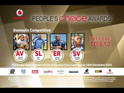 Vodafone People's Choice Award